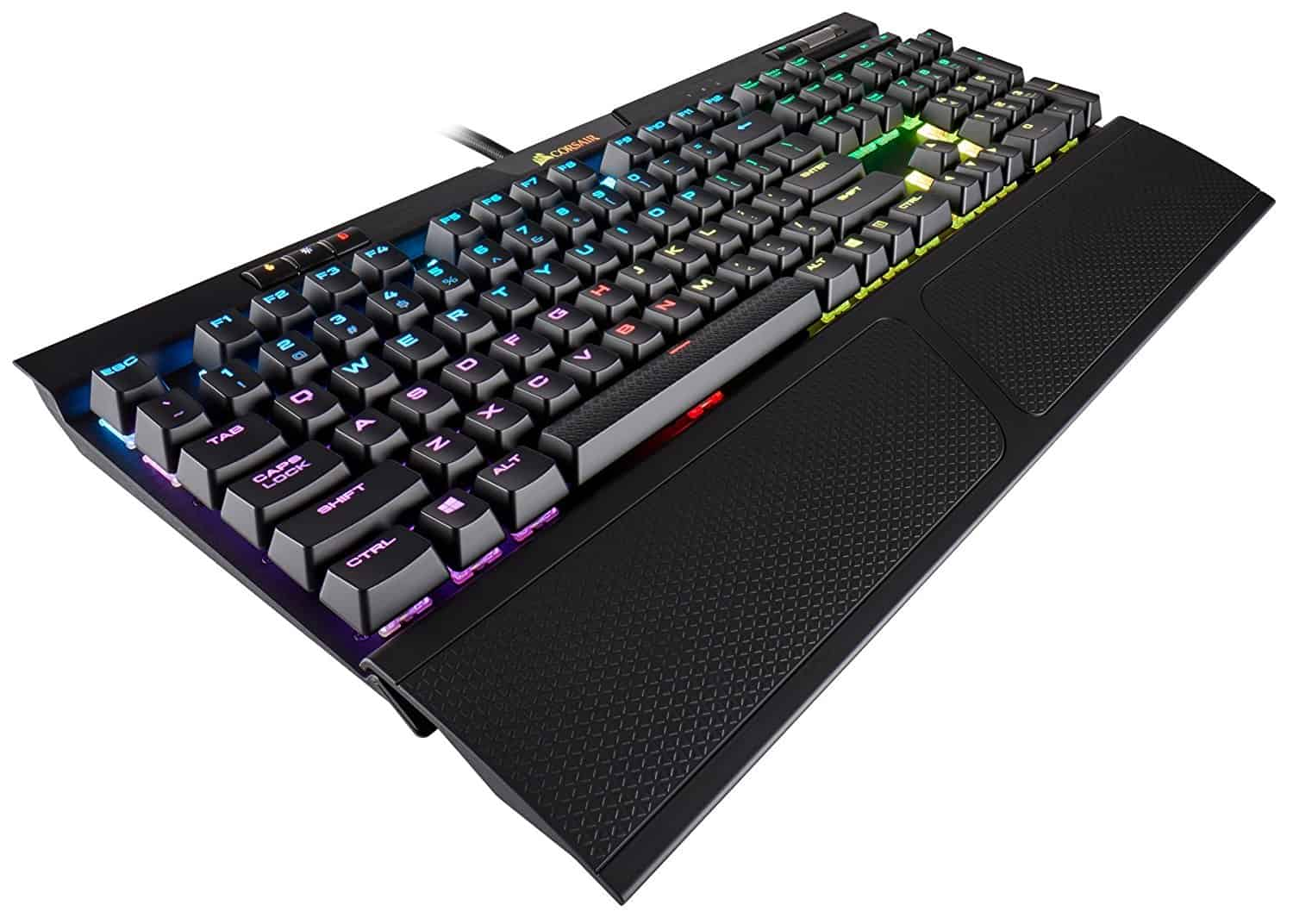 Ninja Fortnite Keyboard Corsair K70 RAPIDFIRE