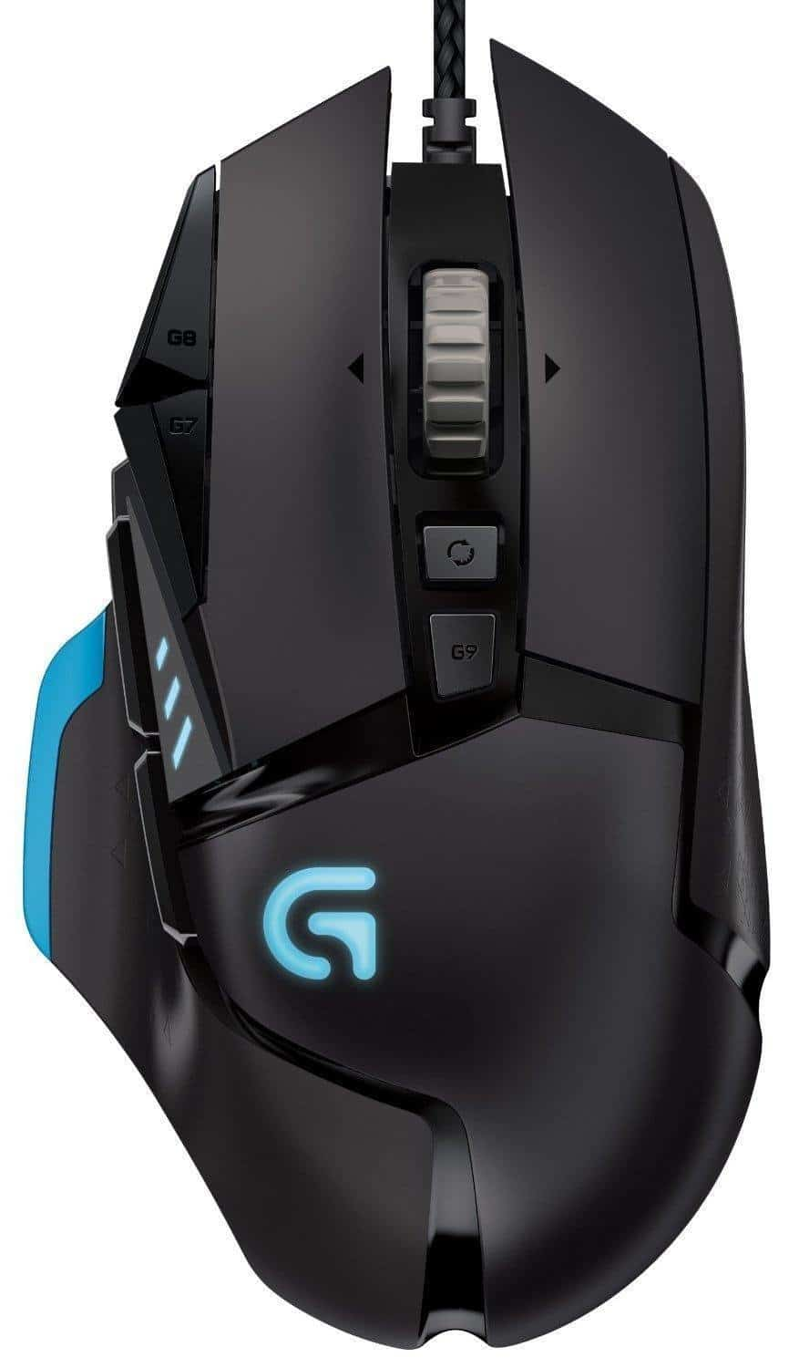 Ninja Fortnite Mouse Logitech G502