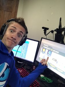 What Mouse does ninja use?