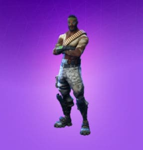 All Fortnite Skins Outfits Characters List Updated January 2019
