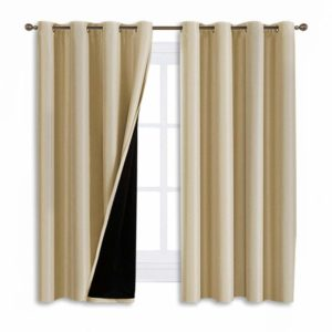 NICETOWN Full-shading Curtains