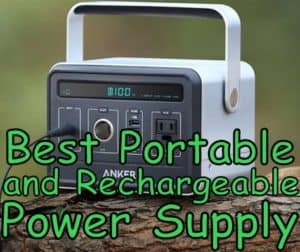 Best Portable Power Supply