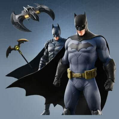 Batman Fortnite Skin