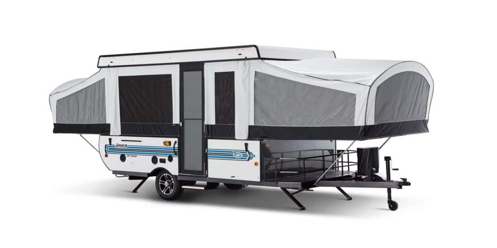 Jayco Camping Trailer 2017
