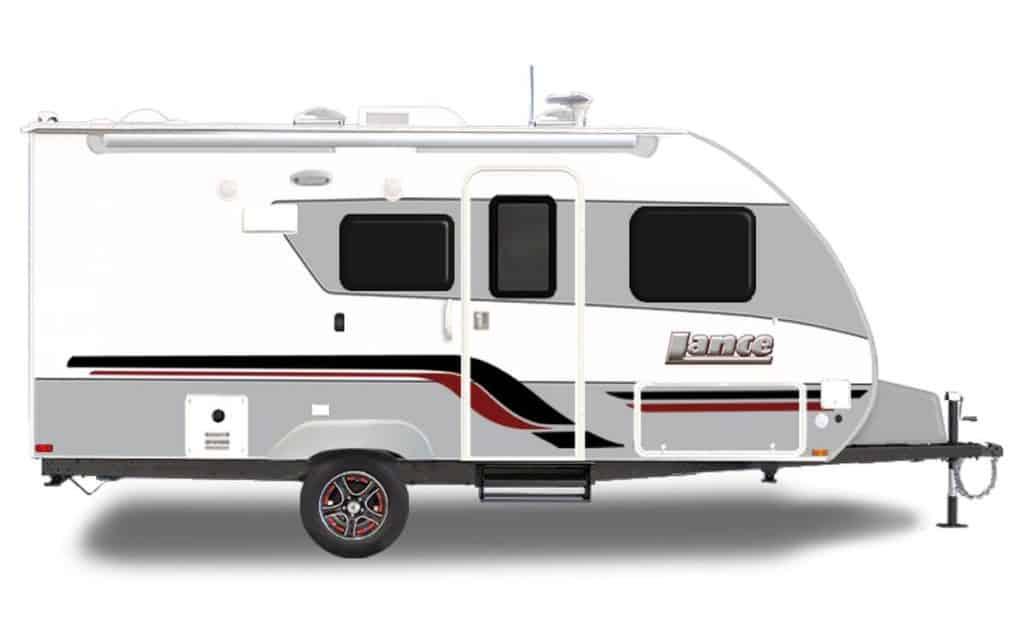 Lance 1575 Camper