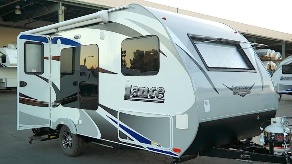 Lance 4 Seasons Travel Trailer
