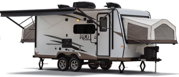 Rockwood Roo Travel Trailers