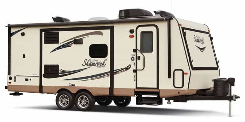 Shamrock RV Travel Trailers