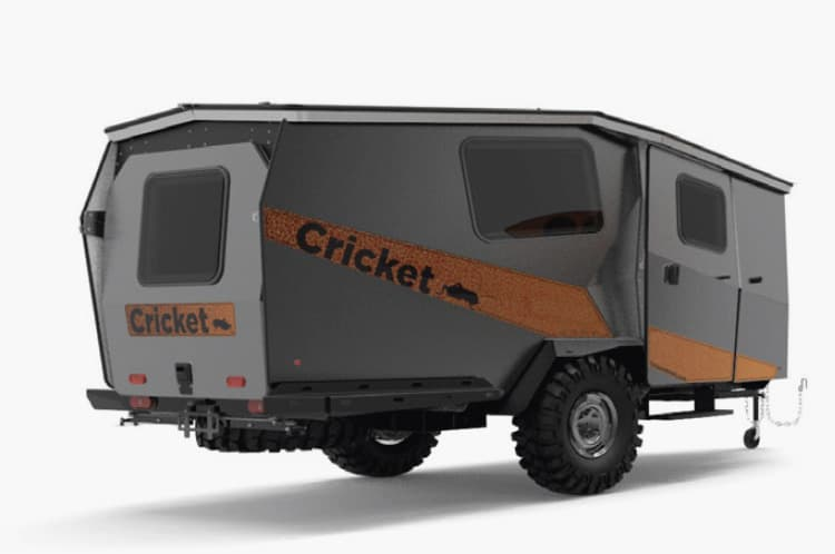 cricket camper