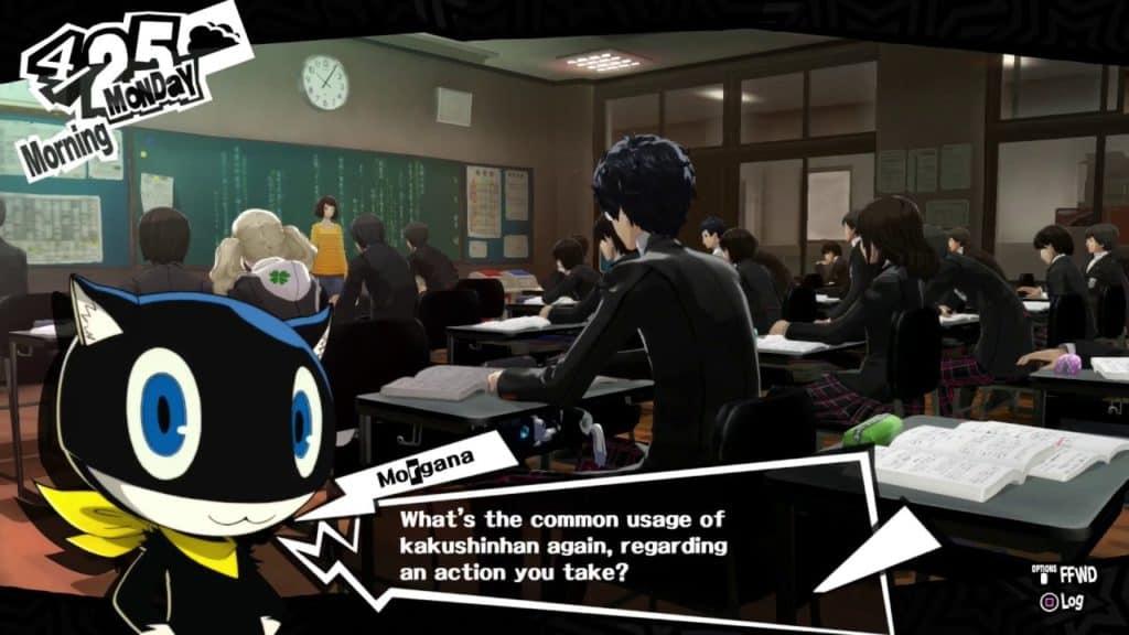 Persona 5 Kakushinhan