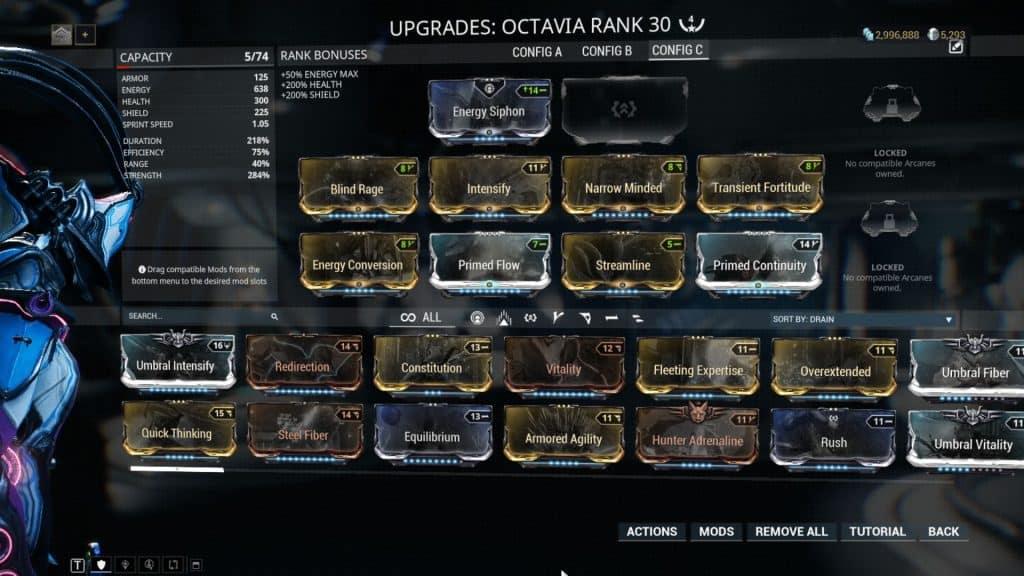 Buffer Octavia Build