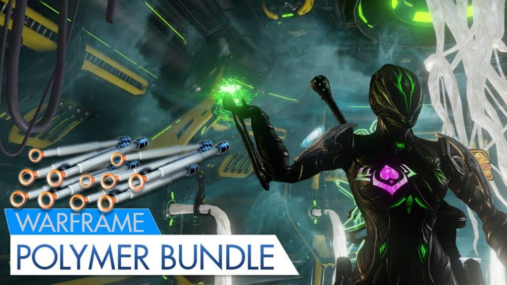Warframe Polymer Bundle Farming