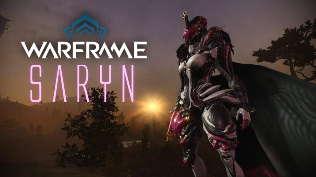 Warframe Saryn Prime Build