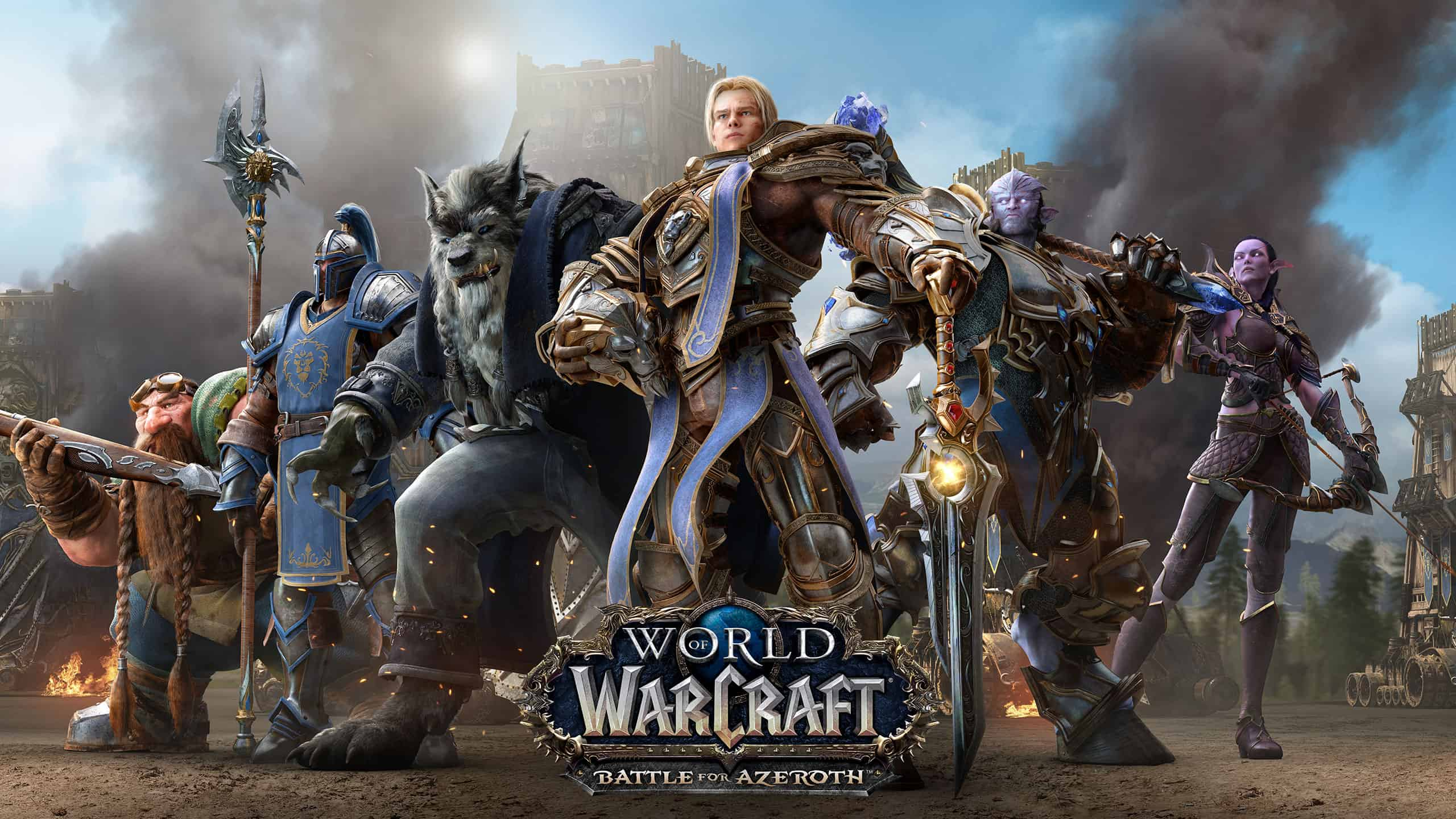 Wow Battle of Azeroth